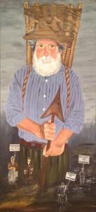 Peinture de Pascal